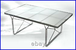 Niels Gammelgaard Table Basse MOMENT Ikea vintage 1980's