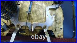 Odo 24 carillon veritable Westminster 10 marteaux 10 tiges fonctionne notice
