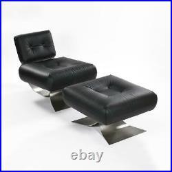 Oscar Niemeyer, ON1, Alta Lounge Chair, Original, circa 1972