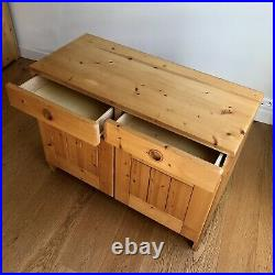 PERRIAND Charlotte X LES ARCS Storage Buffet Pin Cupboard 1960 cf Chapo Vintage