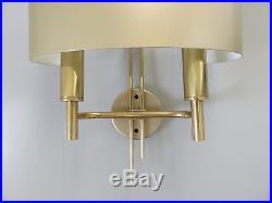Paire De Lampes Appliques Maison Charles Annees 70