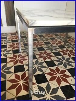 Paire De Table Basse Bout De Canapé Florence Knoll
