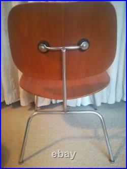 Paire de Chaises Eames LCM Edition Evans