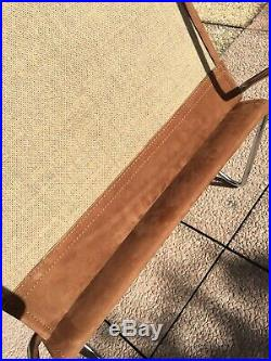 Paire de chaises Design Verner Panton BACHELOR chairs pour Fritz Hansen 1950