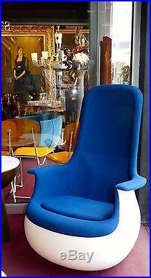 Paire de fauteuil CULBUTO de Marc Held pour Knoll