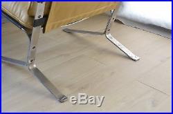 Paire de fauteuils Joker d' Olivier Mourgue pour Airborne vintage scandinave