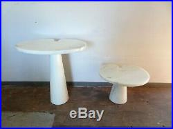 Paire de table eros de angleo mangiarotti pour skipper