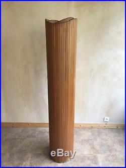 Paravent Baumann en bois modulable et enroulable 200 x 175 cm