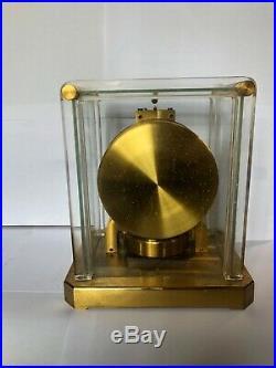 Pendule Atmos par Jaeger-Lecoultre bon état