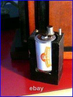 Pendule Ato Art Deco Electro Mecanique Paris Vers 1930