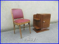 Petit meuble d'appoint art déco années 30