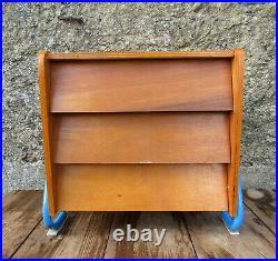 Petit meuble de rangement Jacques Hitier Vintage commode