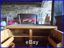 Petit meuble/ étagère style scandinave années 1970 fabrication maison