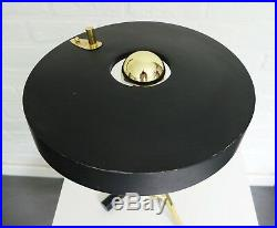 Philips Lampe-Z Table design Louis Kalff laiton brass Mid-Century