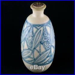 Pied de Lampe RAOUL LACHENAL Céramique ART DECO 1930 larrieu/buthaud/dage