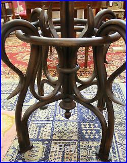 Porte manteaux perroquet en Bambou 8 pateres