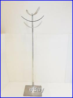 Portemanteau Porte-manteau Roger Tallon Serie M400 Galerie Lacloche 1960 Vintage