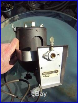 Projecteur Lita design crémer lampe cinéma vintage loft années 60