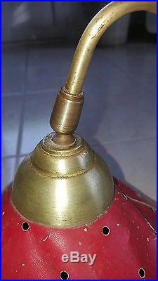 Rare Lampe Applique Articulée Guariche Lunel Mathieu Vintage 1950