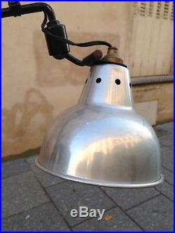 RARE Lampadaire GEORGES HOUILLON LAMP 1930 JEAN PROUVE Gras
