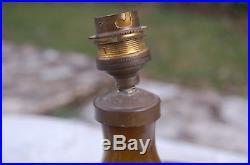 RUELLAND Lampe en céramique des années 50-60