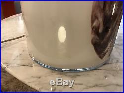 Rare Lamp Lampe Holmegaard 1960-1970- Mid Century Design- Vintage