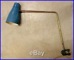 Rare Lampe Agrafe de PIERRE GUARICHE Mod. G5 1950