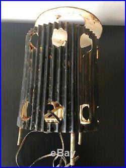 Rare Lampe Java Mathieu Mategot 1954