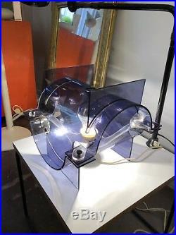 Rare Lampe Jean Lemerre 1970 Design Epoque Panton