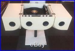 Rare Platine Vinyl vintage DUAL KONTROL cf Brionvega Castiglioni Veltron 1970