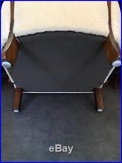 Rare fauteuil de Viggo Boesen édition Hos Wulff circa 1934