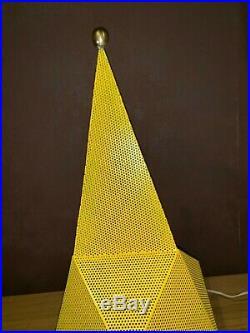 Rare lampe Bagdad Mathieu Matégot