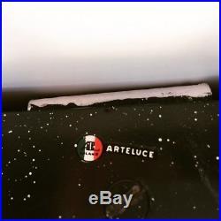 Rare paire d'appliques modèle 327-2 par Gino Sarfatti pour Arteluce