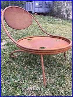 Rare paire de fauteuils Copacabana Mathieu Mategot