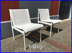 Richard Schultz Knoll Chaise Chaise 1966 Jardin Ou Salon