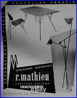 Robert mathieu, pierre guariche, guariche, steiner, motte, airborne, années 50