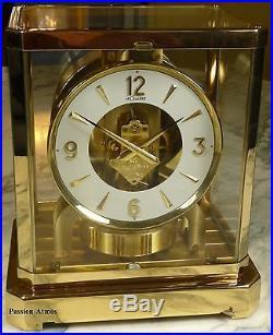 SUPERBE PENDULE ATMOS VIII de 1968 Jaeger LeCoultre (clock uhr)
