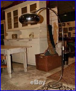 Superbe Ancienne LAMPE/LAMPADAIRE de Salon Vintage 1970 -Loft-French Déco