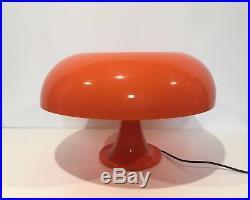 Superbe LAMPE NESSO ARTEMIDE Vintage An 70's