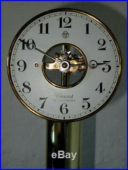 Superbe pendule BULLE CLOCK MFB 1923 electric clock (no ato, brillié)