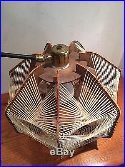 Superbe rare applique 2 bras vintage année 50/60 LUNEL GUARICHE ARLUS SCANDINAVE