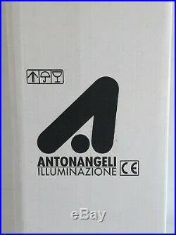 TABLE LAMP NEST design ROMEO GUARICCI for ANTONANGELI new era sottsass enzo mari