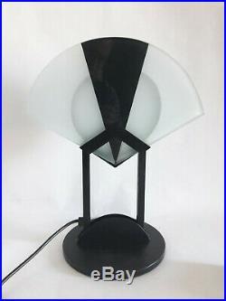 TABLE LAMP PM 80S style memphis milano era sottsass enzo mari munari