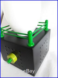 TABLE LAMP ZERO VISIBILITY DESIGN MATTEO THUN bieffeplast era sottsass enzo mari