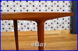 Table Basse Design Scandinave en Teck Vintage 1960 DesignVintage Avenue
