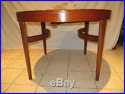 Table De Salle A Manger Scandinave En Teck Annees 60