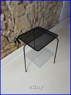 Table Soumba par Mathieu Matégot, couleur d'origine
