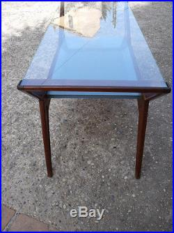 Table basse 50/'s. Italie Carlo de carli, Ico Parisi era