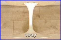 Table basse tulipe Saarinen
