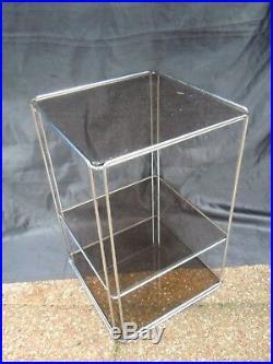 Table d'appoint isocel bout de canape design Max sauze vers 1970
